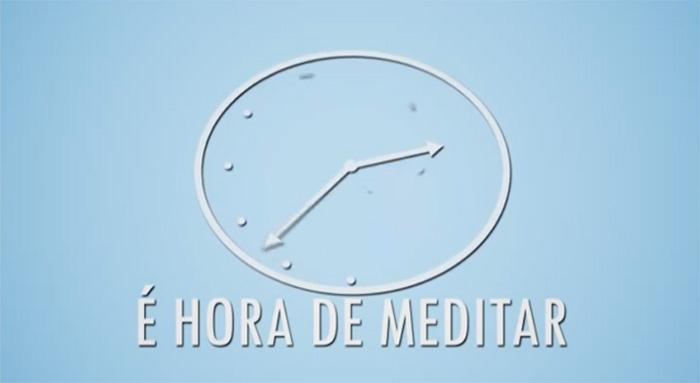 Projeto Eu Medito, propõe 5 minutos de meditação com ajuda de um app 1