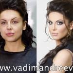 Maquiador faz transformações incríveis nas pessoas, sem Photoshop! 4