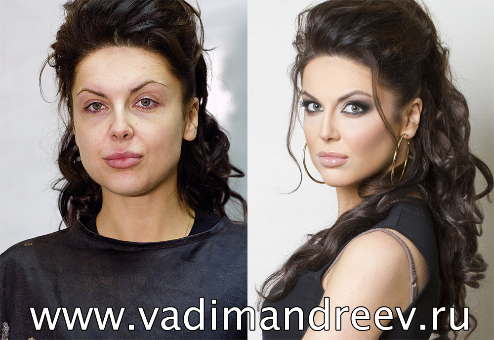 Maquiador faz transformações incríveis nas pessoas, sem Photoshop! 1