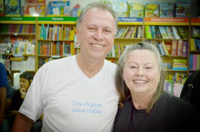 Wilson Munari e Maria Helena Munari