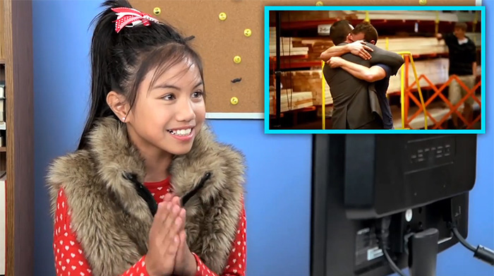 Vídeo mostra reação de crianças ao assistirem a um pedido de casamento gay 1