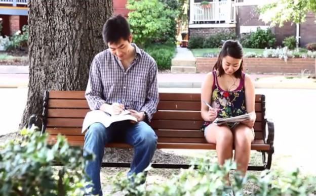 Vídeo mostra que a linguagem do amor é universal 1