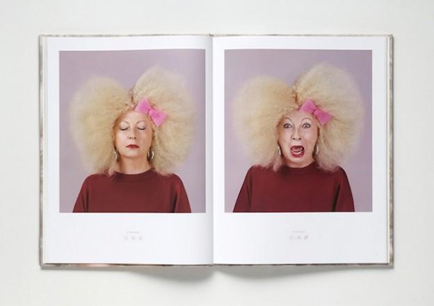 Pacientes de câncer esquecem um pouco de sua doença fazendo ensaio com perucas loucas 2