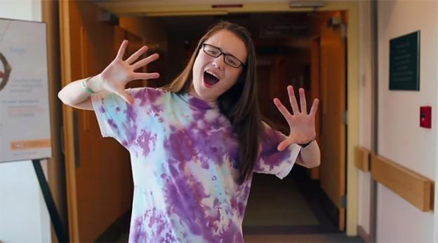 "Hospital infantil faz vídeo emocionante para ""Roar"" de Katy Perry 3"