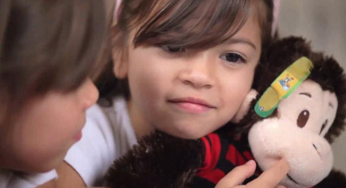 Experimento mostra aos pais atos de bondade espontâneos dos filhos 3
