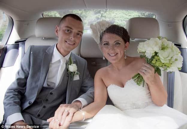 Homem com câncer terminal passa últimos 6 meses de vida realizando os sonhos de sua esposa 2