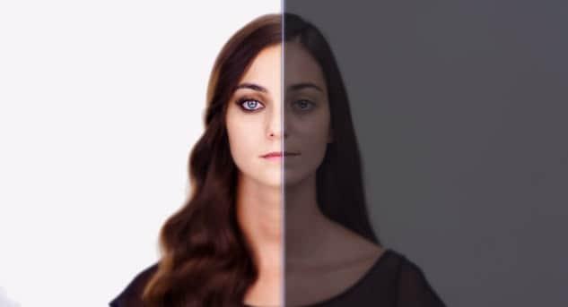 Cantora é transformada pelo Photoshop durante clipe pra criticar padrões de beleza impostos pela mídia 1
