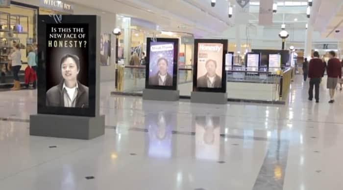 Ação homenageia consumidores que devolveram objeto perdido em shopping 3