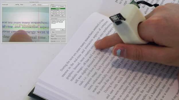 anel livros cegos braille