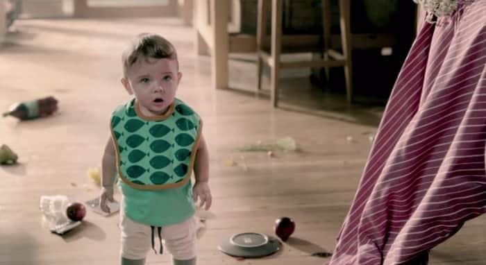 Vídeo mostra como a chegada de um bebê muda a vida de um casal 2