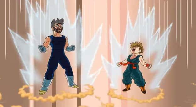 O melhor pai do mundo: colocou o filho dentro de Dragon Ball como presente de aniversário 1