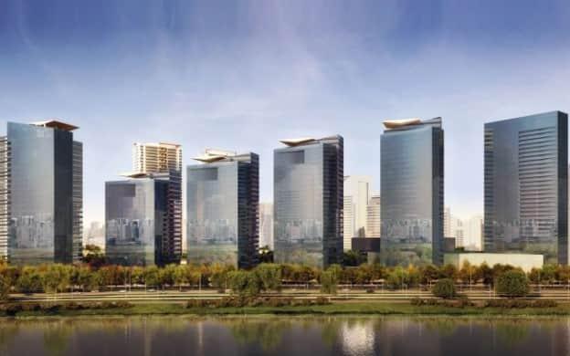 Dos 18 projetos mais sustentáveis do mundo dois deles encontram-se no Brasil e um deles dentro de sua maior metrópole: São Paulo 1