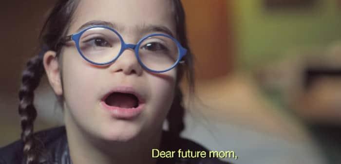 Vídeo feito por portadores de Síndrome de Down procura acalmar as futuras mães de crianças com a mesma síndrome que eles 1