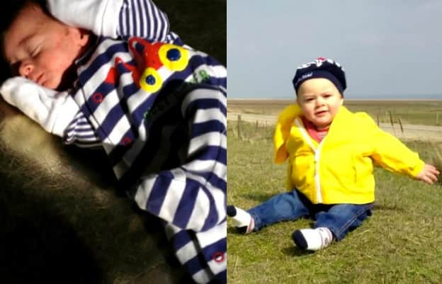 Pai filma um segundo por dia do filho desde o nascimento até ao primeiro aniversário 1