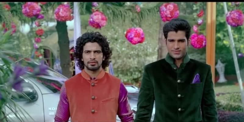 Campanha por casamento igualitário em estilo Bollywood 1