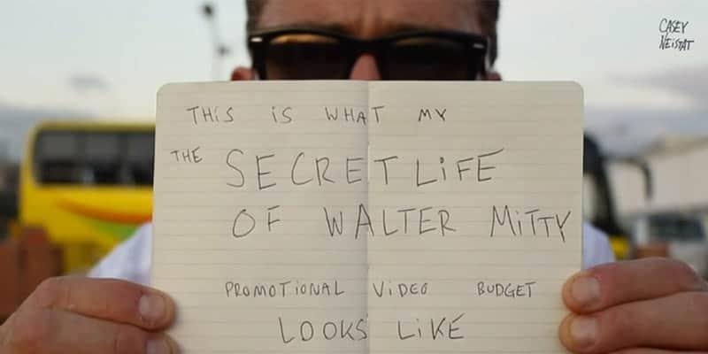 Produtor contratado para fazer vídeo de filme usa toda a verba para ajudar necessitados 2