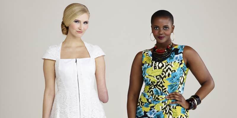 Modelos com belezas reais são promovidos por marca de moda 2