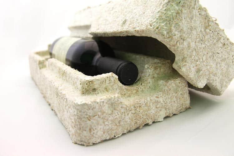 Empresa em NY cria plástico feito a partir de cogumelos