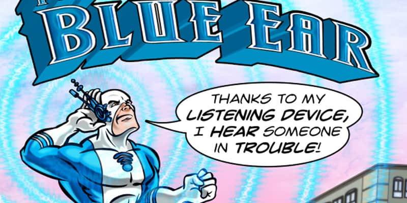 Para incentivar menino a usar aparelho auditivo, Marvel cria super-herói surdo 1