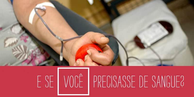 Aplicativo busca doadores de sangue entre seus amigos do Facebook, caso você precise algum dia 3