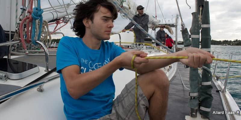 Jovem holandês cria tecnologia para limpar todo o oceano e tem aprovação de especialistas 3