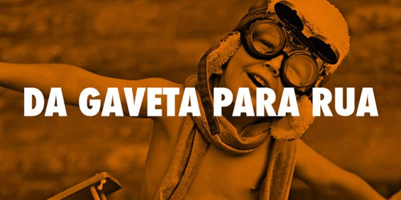 Projeto 'Da Gaveta Pra Rua' incentiva a doação de ideias para promover ONGs 1