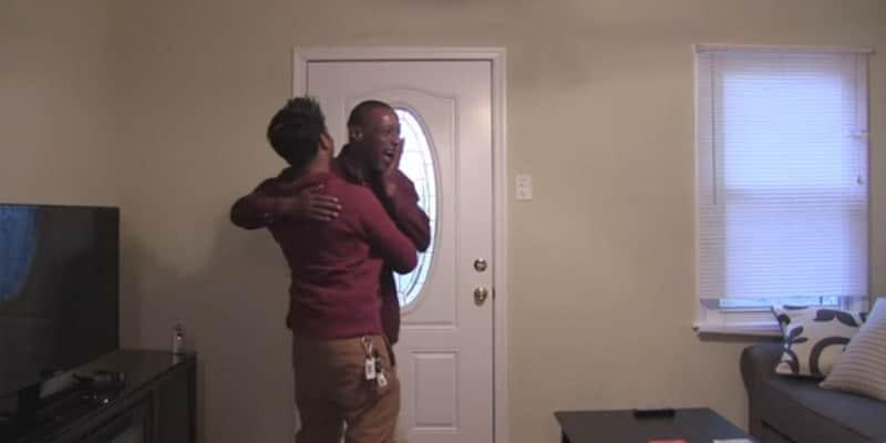 Morador de rua que quis repartir prêmio da loteria agora ganha um novo lar 1