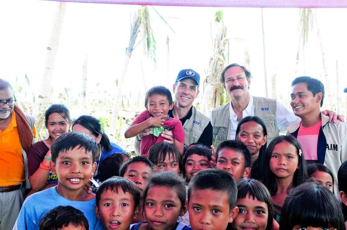 1. Guiuan, Filipinas