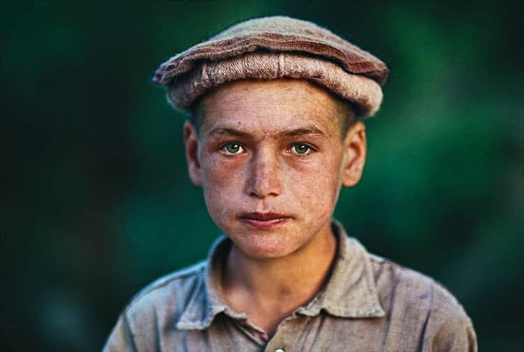 Foto Steve McCurry - Imgur