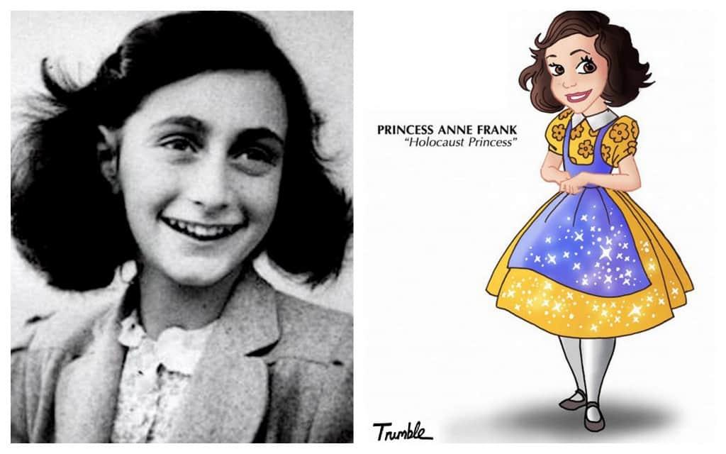 Princesa Anne Frank