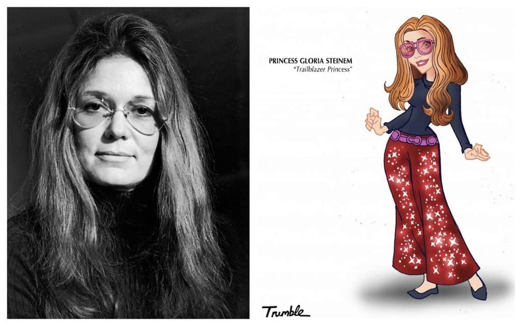 Princesa Gloria Steinem