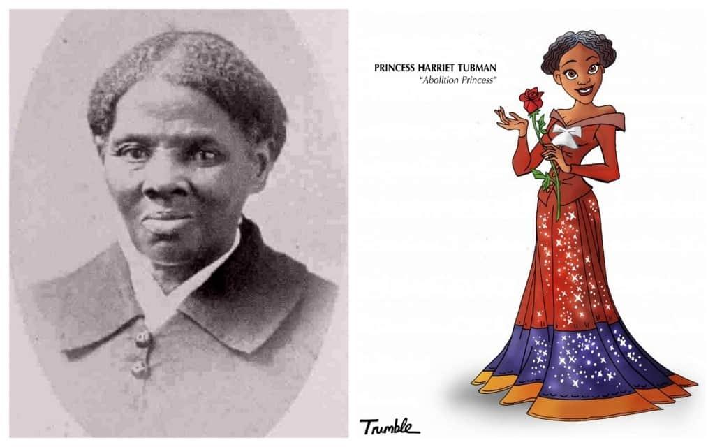 Princesa Harriet Tubman
