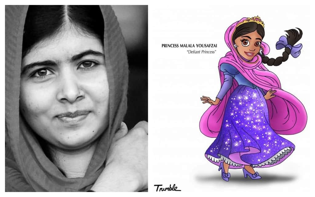 Princesa Malala Yousafzai