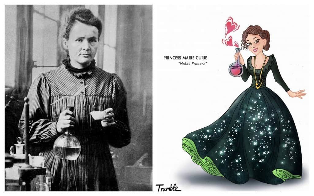 Princesa Marie Curie