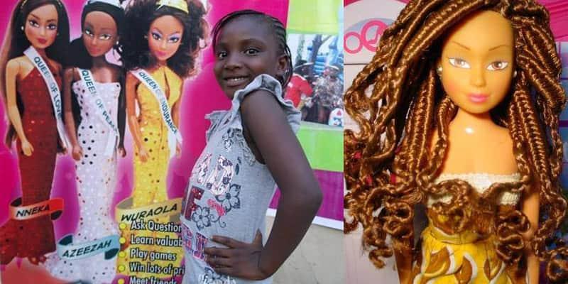 Um nigeriano que está empoderando meninas através de bonecas negras