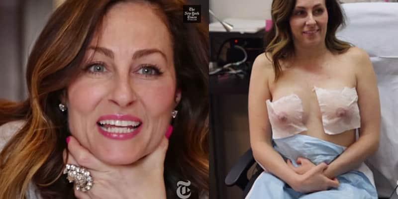 Um tatuador está ajudando a melhorar autoestima de mulheres que tiveram câncer de mama 3