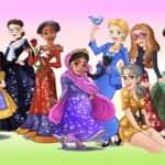Mulheres que marcaram a história são transformadas em princesas da Disney 5