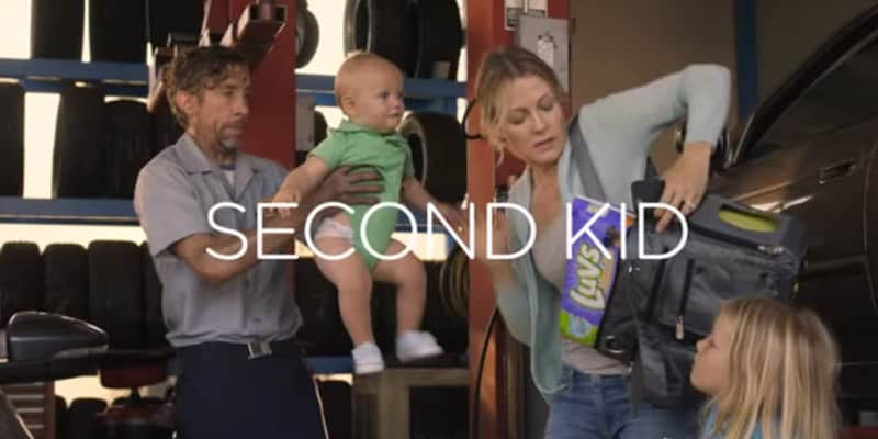 Esses vídeos provam que no segundo filho os pais já são experts 1