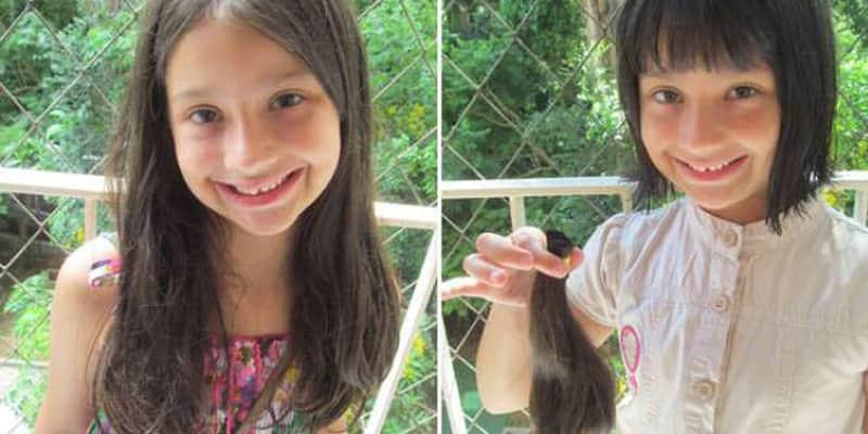 Projeto Rapunzel Solidária, mobiliza-se para levantar a auto-estima de mulheres que lutam contra o câncer. 1