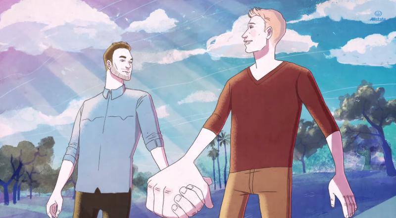 Vídeo mostra que todo mundo merece estar em boas mãos 3