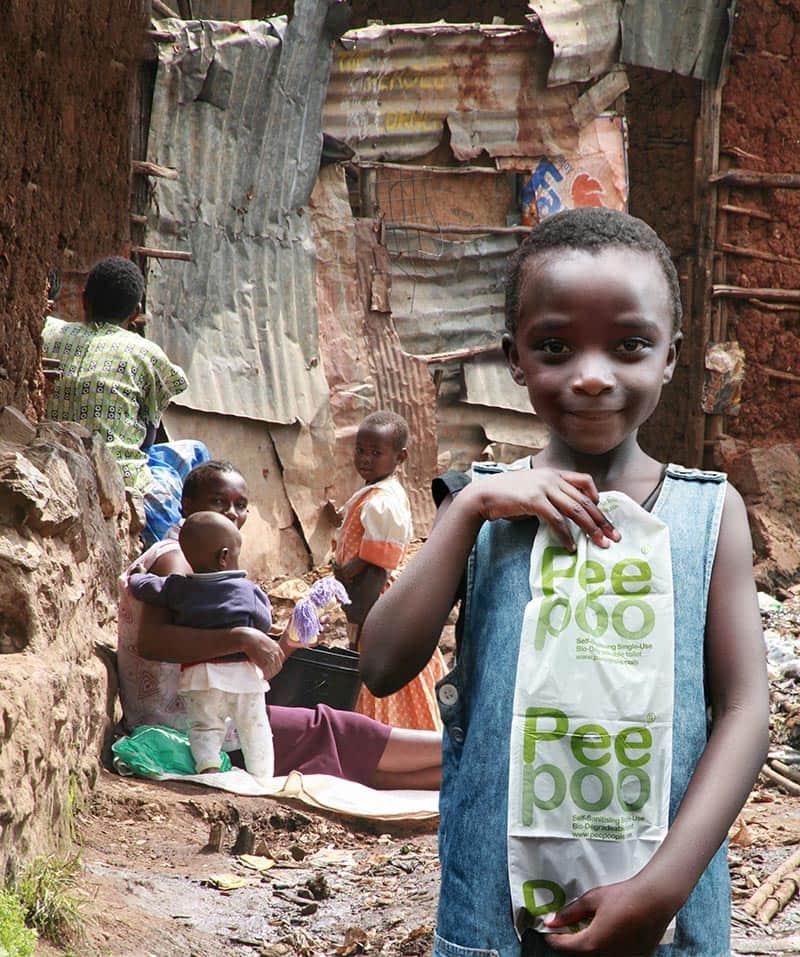 Photo_Peepoople_Camilla Wirseen-Girl in Kibera