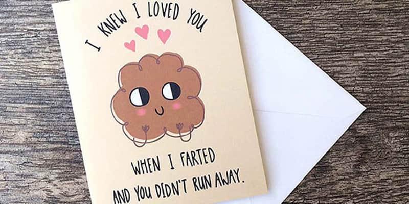 """Cartões para dizer """"Eu te amo"""" de uma forma nada convencional 2"""