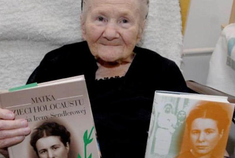 Conheça a história da polonesa que salvou mais de 2500 crianças judias do regime nazista 1