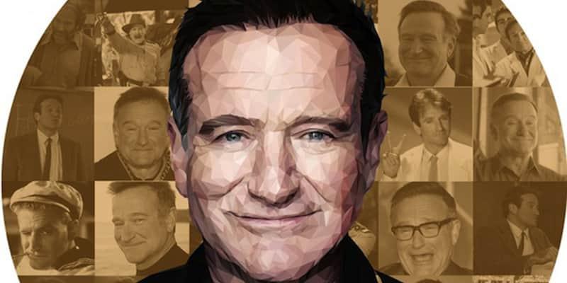 Artistas do mundo todo prestam homenagem a Robin Williams com obras incríveis 3