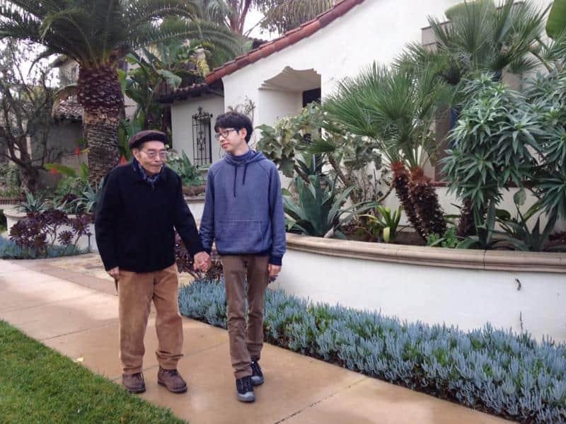 Garoto de 15 anos inventa sensor que ajuda pessoas com Alzheimer 3