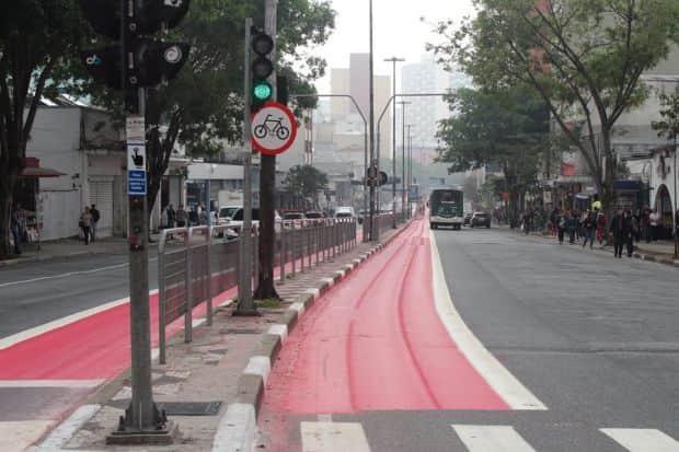 Quase 90% dos paulistanos são a favor da construção de novas ciclovias 2