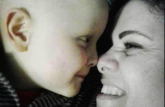Ela perdeu quase 30 kg para salvar vida de menino de 4 anos com câncer 2