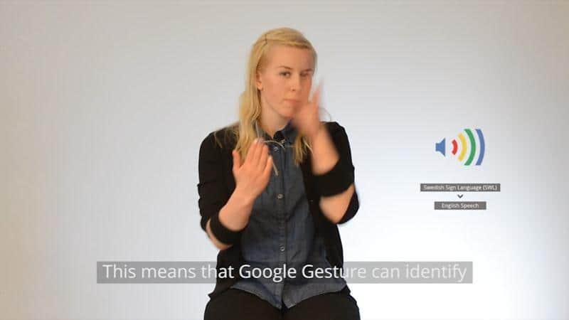 Estudantes criam app que traduz língua de sinais em palavras audíveis