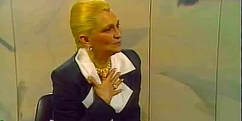 Em 1987, Hebe Camargo fala sobre homossexualidade com uma clareza incrível 4