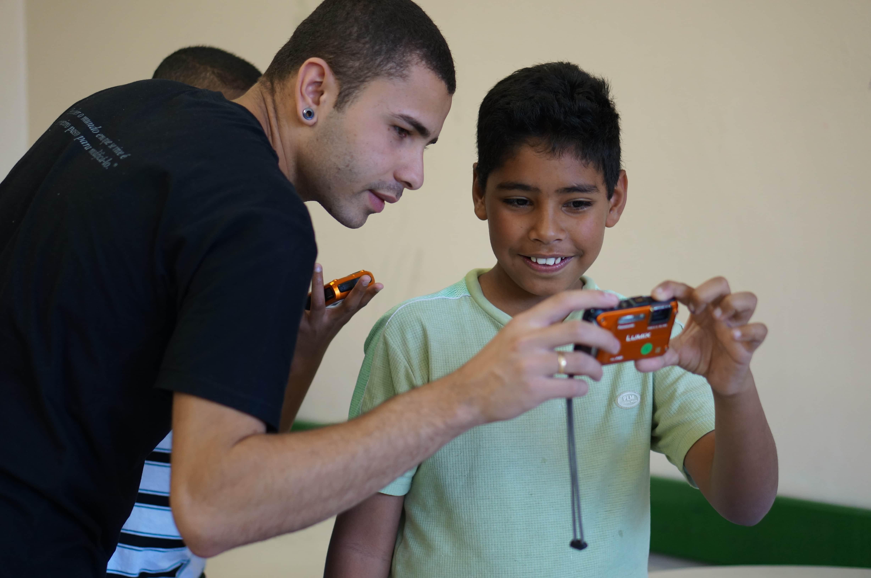 Escola do olhar - Nestlé - Capão Redondo